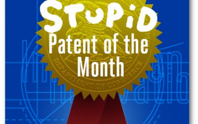 News story of the week #1: EFF sued over 'Stupid Patent of the Month'