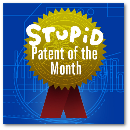 EFF sued over 'Stupid Patent of the Month'