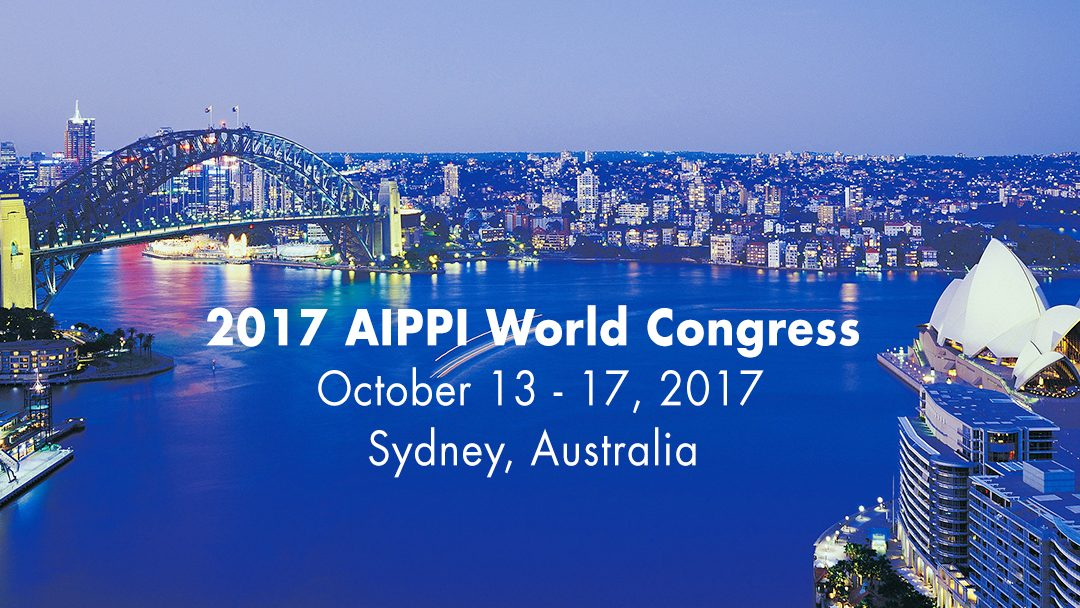 AIPPI World Congress in Sydney, 2017