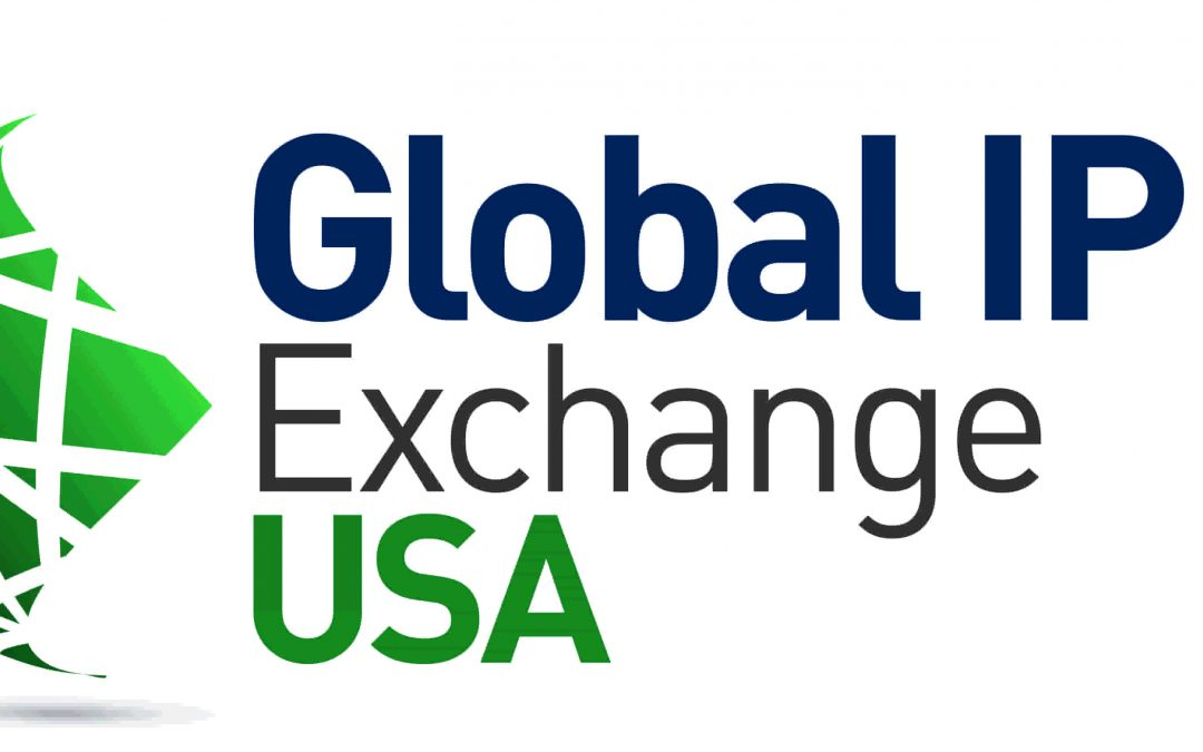 DON'T MISS: Global IP Exchange USA