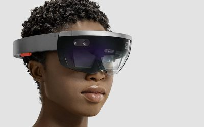 Microsoft sued for HoloLens technology