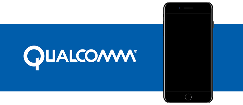 Qualcomm files against the iPhone X