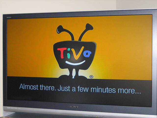 TiVo and Comcast in patent battle, again