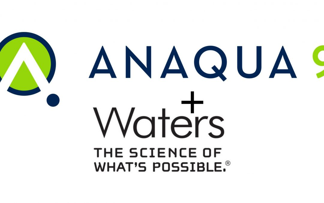 Waters Chooses ANAQUA 9 for IP Management