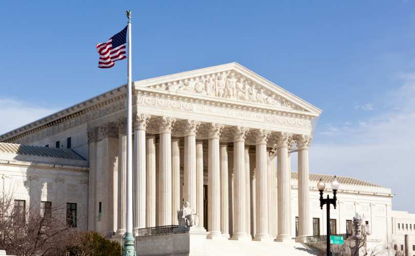 The U.S. Supreme Court give stamp of approval to government review process