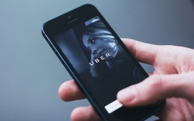 Uber applies for patent to detect drunk-ness!